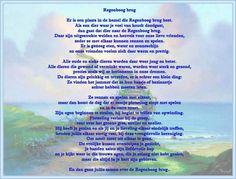 This is the rainbow bridge poem in Dutch