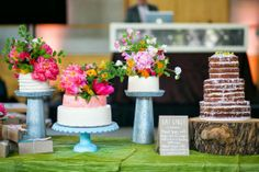 Dessert table made of sweets and magic! cakewalk bake shop | charla story photography | flowers by bows and arrows. via http://bowsandarrowsdeluxe.blogspot.ca/
