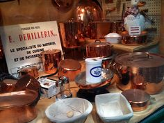 Great blog for places to visit in Paris including E. Dehillerin (THE cookware shop in Paris!) Must get a Peugeot Pepper Grinder