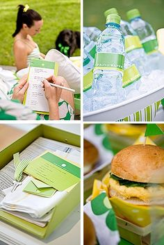 tennis party ideas for Wimbledon or any tennis championship. Thanks for sharing!