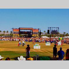 Stagecoach 2012:) day 1