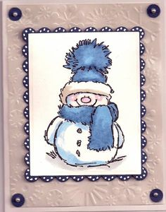 Snow Day 03-02-09 by sharondh - Cards and Paper Crafts at Splitcoaststampers