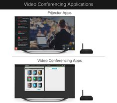 Prijector is a powerful device that directly connects to your Television or to any Projector. It enables one to present wirelessly from any laptop or mobile. Linux, Blackberry, Ios, Conference Room, Presentation, Meet, Windows, Iphone, Ramen