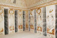 Fresque : Three Brothers Tomb, Palmyra, Syria