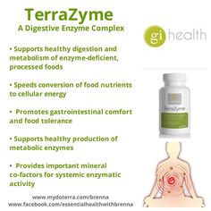 the benefits of Terrazyme digestive enzyme complex. www.onedoterracommunity.com   https://www.facebook.com/#!/OneDoterraCommunity