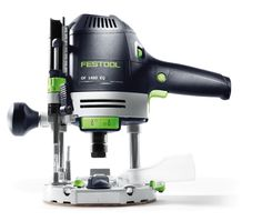 Festool OF 1400 EQ Plunge Router. Our most versatile router. Woodworking Chisels, Woodworking Videos, Woodworking Bench, Woodworking Projects Plans, Woodworking Tools, Youtube Woodworking, Woodworking Magazine, Festool Of 1400, Festool Router