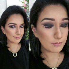 Glitter eyeliner!