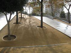 miralles diagonal mar park - Google Search