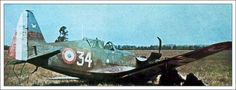 French Morane Saulnier MS 406