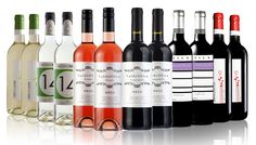 12-Bottle Assorted Wine Case Fill your cellar or cupboard with this12-Bottle Assorted Wine Case      Whether red, rose or white is your go-to tipple, you'll get an assortment of all.      Contains:                2 x Don Frutos Blanco Verdejo          2 x Monte Toro Blanco          2 x Vinem Joven, Cariñena          2 x Don Frutos Tinto Joven          2 x Valdeoliva Rosado          2 x...