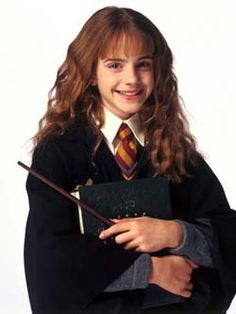 """Hermoine Granger is one of the main characters in the book I read.  She is an intelligent and outspoken character who seems to always know how to solve her friends' problems, especially those involving magic spells.  #character #HarryPotter  From """"In praise of the Hermione Granger series"""" on http://sommerleigh.com/in-praise-of-the-hermione-granger-series/."""