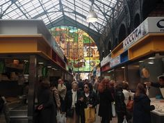 Madmarkedet Mercado Central de Atarazanas i Malaga