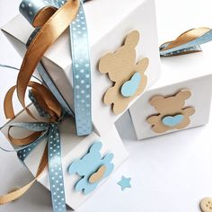 Excited to share the latest addition to my #etsy shop: Teddy Bear Favor Boxes Teddy Bear Baby Shower Gift Favor Boxes Teddy Bear 1st Birthday Favors Candy Box Twins Birthday Box Set of 12