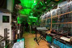 2013 -SynxsS-Studio & Big Modular Synthesizer