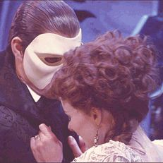 Love never dies. Christine and THE Phaaaaantom.