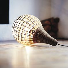 The Teardrop Lamp by Massow Design | eu.Fab.com
