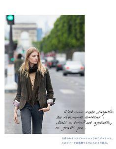 ユニクロ 特集 | イネス・ド・ラ・フレサンジュとの特別コラボレーション | WOMEN