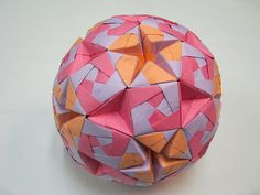 sonobe modular origami : More At FOSTERGINGER @ Pinterest