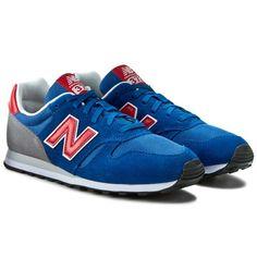 Sneakersy NEW BALANCE - Classics Traditionnels ML373ROR Niebieski