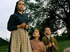 Lucia, Jacinta & Francisco  A scene from the 1952 movie The Miracle Of Our Lady Of Fatima were the Blessed Virgin Mary appeared for the first time to Lucia, Jacinta & Francisco at the Cova Da Iria, Fatima, Portugal, May 13, 1917