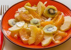 Salade d'endives aux fruits | Kilomètre-0