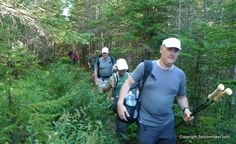 How to become a better hiker: http://sectionhiker.com/how-to-become-a-better-hiker/