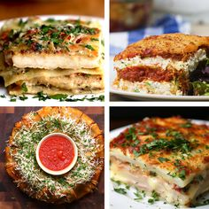 8 Epic Lasagnas by Tasty