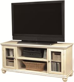 $549 Casual Traditional 61-Inch Console by Aspenhome