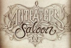 Anteaters Saloon on Behance