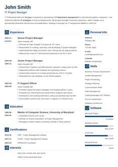 38 Best Resume Templates Images Resume Templates Resume