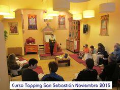 #Foto #CursoEFT #Tapping San Sebastián Noviembre 2015