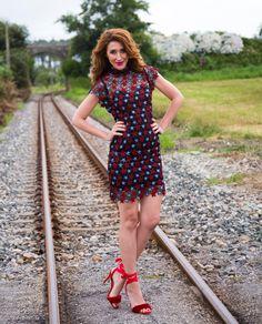 Short Sleeve Dresses, Dresses With Sleeves, Vintage, Style, Fashion, Swag, Moda, Stylus, Fashion Styles