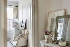 Modern Country Style: Swedish/French Style Victorian House Tour Click through for details. Country Furniture, French Furniture, Country Decor, Modern Furniture, House Furniture, Modern Country Style, Country Style Homes, French Country, Country Kitchen Flooring