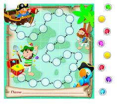 Get Your Pirate Treasure Hunt Mini Chart at SmileyMe! Reward Chart Kids, Rewards Chart, Board Game Template, Kids Sleep, Child Sleep, Baby Sleep, Vip Kid, Sticker Chart, Baby Sign Language