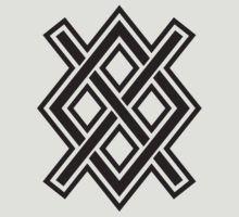 Image of Gungnir spear symbol Odin symbols