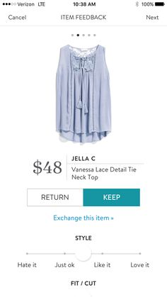 30fe6bb2bc3c I love Stitch Fix! A personalized styling service and it's amazing!! Simply  fill
