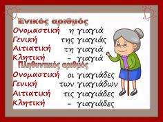 Learning For Life, Greek Language, Happy Kids, Grammar, Writing, Education, Feelings, School, Happy Children