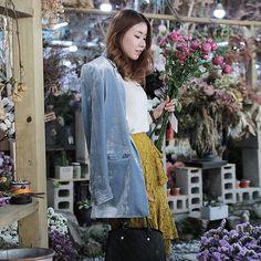 Get this look: http://lb.nu/look/8645753  More looks by Rekay Style: http://lb.nu/rekaystyle  Items in this look:  Mango Velvet Jacket, Cream Knit Top, Topshop Lace Skirt   #chic #elegant #romantic #femininity #feminine #frill #lace #topshop #kfashion
