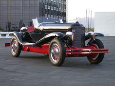 1929 DuPont Model G Speedster by Merrimac