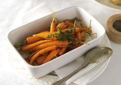 Free carrots with sweet chilli glaze recipe. Try this free, quick and easy carrots with sweet chilli glaze recipe from…