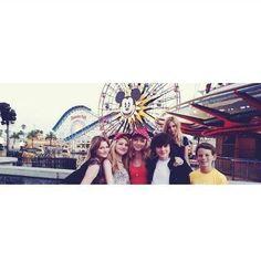 Chandler,Hana Hayes,Brooke Sorenson,Lolli Sorenson,Grayson Riggs and Kyla Kenedy