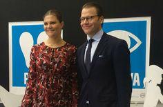 Princess Victoria & Prince Daniel visit Peru - 2nd Day