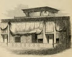 Palace at Ispahan
