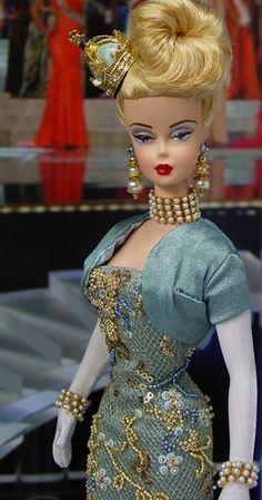 Miss Kalmykia ♥ 2013/14  by NiniMomo's Barbie.