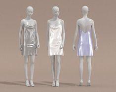 Hope's Hi-Low Dress PDF Pattern Sizes 6/12m to 8 Kids   Etsy Evening Dress Patterns, Hi Low Dresses, Tea Length Dresses, Pdf Sewing Patterns, Sewing Tutorials, Silk Slip, Dress Picture, Ladies Slips, I Dress