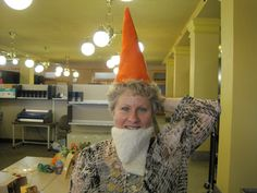 Gnome Hats are in the CSLP Children's Manual, Chapter 3, page 83.