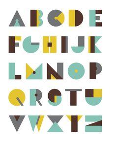 modern type designs - Google Search