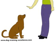 Dog Training Hand Signals - A picture instructional guide Puppy Training Guide, Dog Training Treats, Training Your Dog, Potty Training, Training Schedule, Crate Training, Puppy Crate, Deaf Dog, Shepherd Puppies