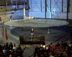 lenticular reentry vehicle lrv | USAF Saucer - Lenticular Reentry Vehicle (LRV) - Designed for nuclear ...