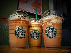 in the mood for starbucks